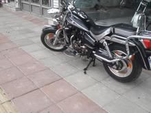 موتور سیکلت تکرو ۲۰۰ در شیپور-عکس کوچک