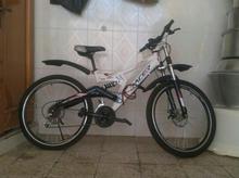 دوچرخه ترمز دیسگی دنده ای در شیپور-عکس کوچک