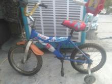 دوچرخه سایز 16 کاملا سالم در شیپور-عکس کوچک