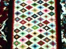 يک عدد گليم دستباف در شیپور-عکس کوچک