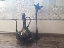 گلاب پاش قدیمی و جاشمعی  در شیپور-عکس کوچک