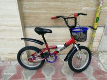 دوچرخه  سایز16 درحدنو بدون. خرج.  در شیپور-عکس کوچک