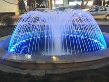 نازل پرده آب کرتین فواره در شیپور-عکس کوچک