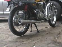 موتور 150کویر در شیپور-عکس کوچک