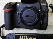 دوربین عکاسی نیکون D200 در شیپور-عکس کوچک