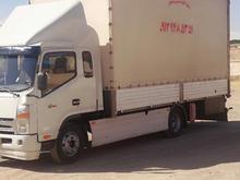کامیونت جک 6 تن در شیپور-عکس کوچک