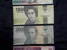 ست 4 عددی اسکناس کشور اندونزی در شیپور-عکس کوچک