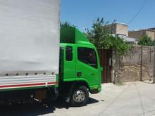 حمل اثاثیه منزل.با خاور مسقف پتودار.وکارگر در شیپور-عکس کوچک