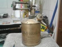 چراغ نفتی قدیمی در شیپور-عکس کوچک