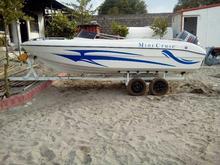 قایق لکچری 5و7 نفره بدون موتور سفارش پذیرفته میشود در شیپور-عکس کوچک