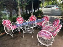 میز و صندلی باغ مدل کالسکه ای در شیپور-عکس کوچک