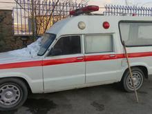 آمبولانس مزدا در شیپور-عکس کوچک