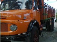 بنز تک باری  در شیپور-عکس کوچک