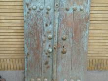 درب چوبی قدیمی در شیپور-عکس کوچک