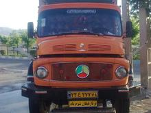 کامیون بنز تک  در شیپور-عکس کوچک