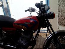 فروش فوری  موتور سیکلت  در شیپور-عکس کوچک