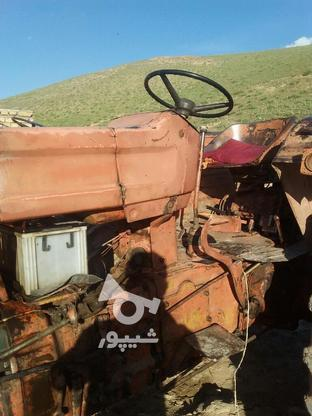 تراکتور رومانی1368 سالم در گروه خرید و فروش وسایل نقلیه در خراسان شمالی در شیپور-عکس1