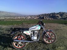 موتور سیکلت نیکتاز 200 مدل 92  در شیپور-عکس کوچک