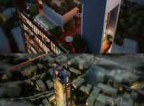 آپارتمان 460 متری فرشته آسمان خراش مدرن و به روز ت در شیپور-عکس کوچک