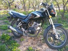 موتور سیکلت ولگا 150 سی سی در شیپور-عکس کوچک