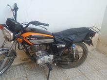 موتور سیکلت کویر مشکی در شیپور-عکس کوچک