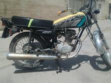موتورسیکلت هوندا125 در شیپور-عکس کوچک