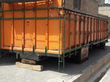 اتاق عقب بنز زیرمایلر چوب فلز در شیپور-عکس کوچک