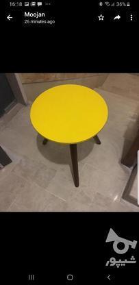 میز عسلی چوبی در گروه خرید و فروش لوازم خانگی در تهران در شیپور-عکس1