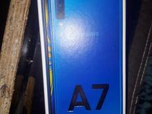 فروش گوشی A7 2018 128 گیگ پلمپ واکبند.  در شیپور-عکس کوچک