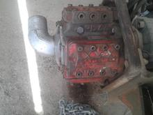 پمپ مادر بیل مکانیکی زنجیری پوکلن 90 در شیپور-عکس کوچک