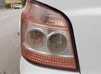 چراغ خطر پراید در شیپور-عکس کوچک