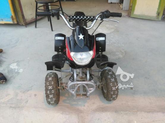 موتور چهار چرخ  در گروه خرید و فروش وسایل نقلیه در بوشهر در شیپور-عکس1