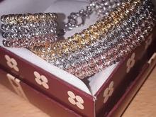 ست دستبند و انگشتر دوریکا پرداخت درب منزل  در شیپور-عکس کوچک
