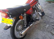 موتور سیکلت زیگما در شیپور-عکس کوچک