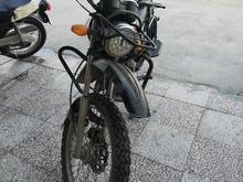 موتور سیکلت ولگا در شیپور-عکس کوچک