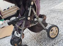 کالسکه بچه از نوع کمک دار کنگان در شیپور-عکس کوچک