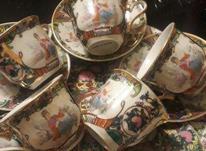 فنجون های چایی خوری و ظروف عروسکی در شیپور-عکس کوچک