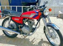 موتور سیکلت LINHAI در شیپور-عکس کوچک
