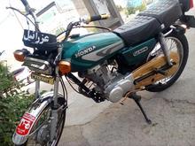 موتور 125 مدل 87درحد مدارک کامل در شیپور-عکس کوچک
