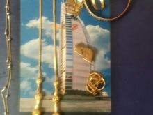 چند تکه طلا18 ایار ساخته شده   در شیپور-عکس کوچک