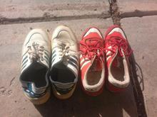 دو جفت کفش فوتبال  در شیپور-عکس کوچک