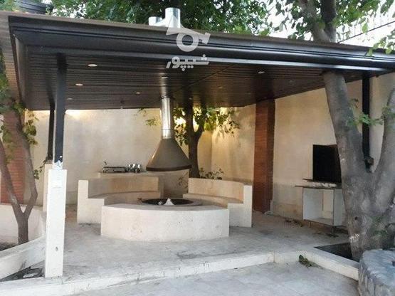 کردزار  شهریار باغ ویلای شیک و لوکس 700 متری   در گروه خرید و فروش املاک در تهران در شیپور-عکس1