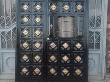 درب فلزی دو لنگه  در شیپور-عکس کوچک