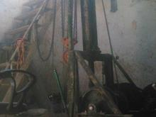 حفاری عمیق کشاورزی به طور بیصدا با دستگاه برقی  در شیپور-عکس کوچک