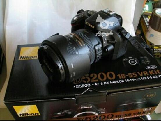 نیکون 5200 در گروه خرید و فروش لوازم الکترونیکی در زنجان در شیپور-عکس1