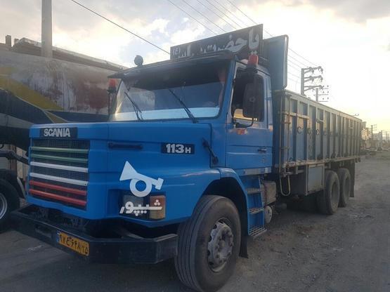 اسکانیاباری112ده چرخ در گروه خرید و فروش وسایل نقلیه در آذربایجان غربی در شیپور-عکس1