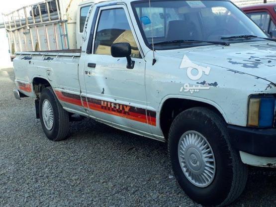 تویوتا مدل 1984 در گروه خرید و فروش وسایل نقلیه در سیستان و بلوچستان در شیپور-عکس1