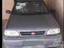 پراید 131 صفر خاکستری مدل 98 در شیپور-عکس کوچک