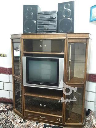 میز تلویزیون سه تیکه در گروه خرید و فروش لوازم خانگی در بوشهر در شیپور-عکس1