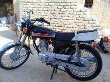 هندا پیشتاز 125 مدل 87 تمیز در شیپور-عکس کوچک